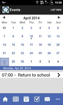 Somerlea Park Junior School apk screenshot