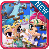 Jigsaw Shimmer Kids icon