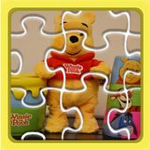 Jigsaw Winnie Puzzle Toys icon