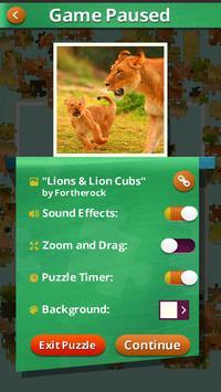 Magic Jigsaw Pack screenshot 4