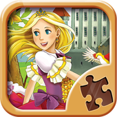 Princess Puzzles for Girls icon