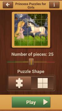 Princess Puzzles for Girls screenshot 3