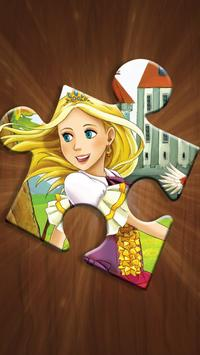 Princess Puzzles for Girls poster