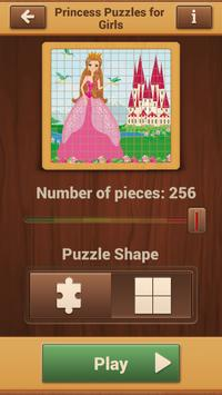 Princess Puzzles for Girls screenshot 10