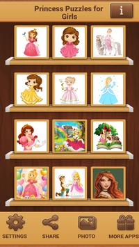 Princess Puzzles for Girls screenshot 13