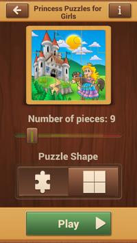 Princess Puzzles for Girls screenshot 16