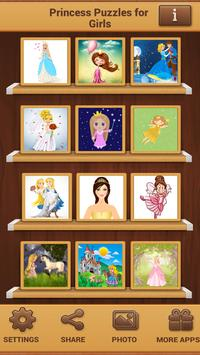 Princess Puzzles for Girls screenshot 4