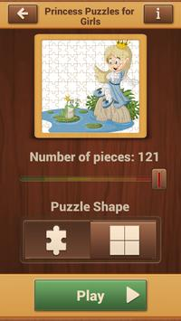 Princess Puzzles for Girls screenshot 6