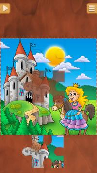Princess Puzzles for Girls screenshot 9