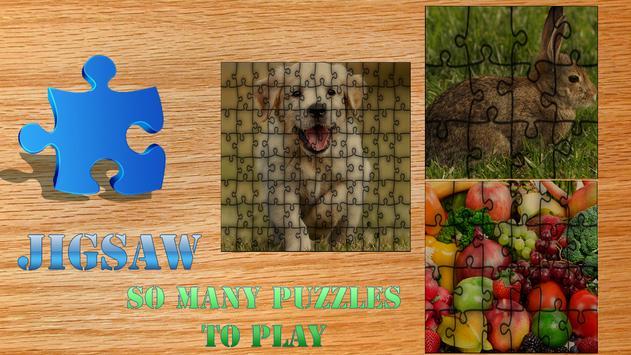 Jigsaw Puzzle - jigsaw collection photos free screenshot 5