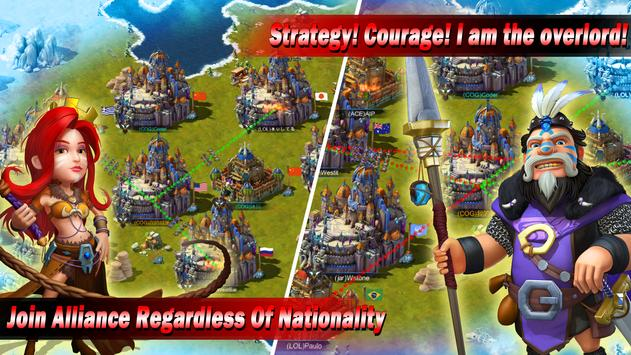 Dragon&War apk screenshot