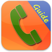 Guide For Free Call icon