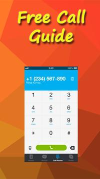 Guide For Free Call apk screenshot