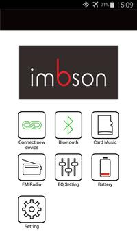 imbson-Sound poster