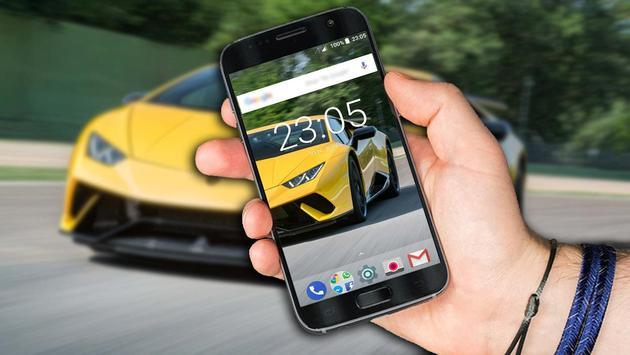 Lamborghini Huracan Wallpapers HD screenshot 1