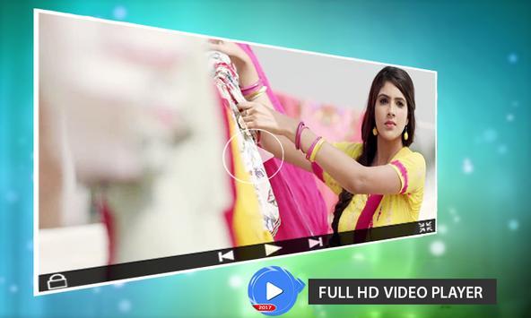 Full HD Video Player screenshot 1