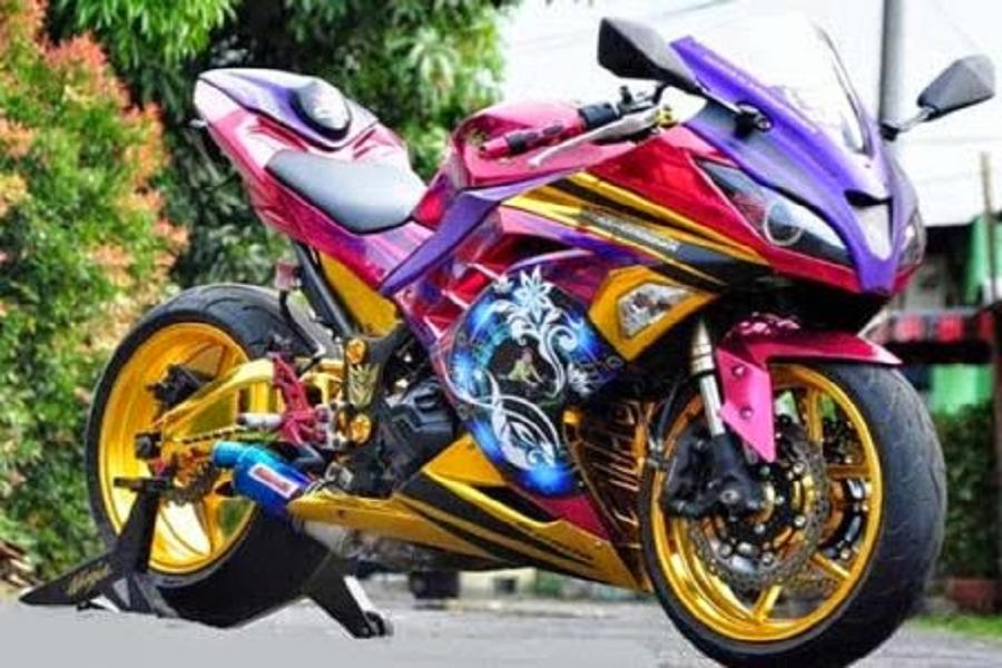 Modifikasi Kawasaki Ninja 250 For Android Apk Download