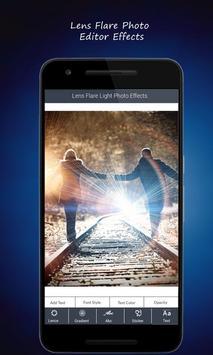 Lens Flare Light Photo Effects screenshot 14