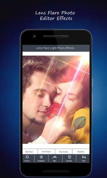 Lens Flare Light Photo Effects screenshot 1