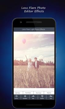 Lens Flare Light Photo Effects screenshot 2