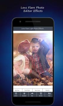 Lens Flare Light Photo Effects screenshot 3