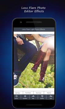 Lens Flare Light Photo Effects screenshot 5