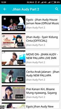 Video Musik Jihan Audy screenshot 3