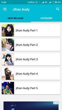 Video Musik Jihan Audy screenshot 2