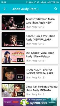 Video Musik Jihan Audy screenshot 4