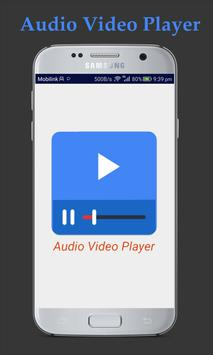 Audio Video Player poster