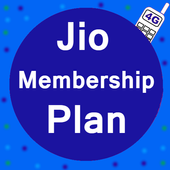 Jio Membership Plan icon
