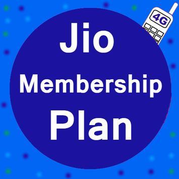 Jio Membership Plan poster