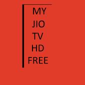My JIO TV HD Free Phone icon