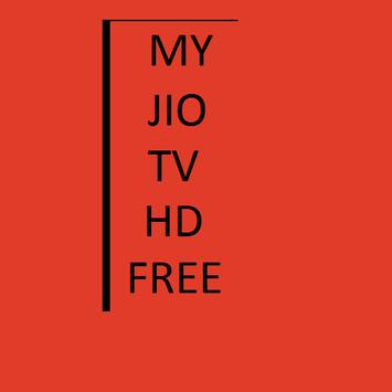 My JIO TV HD Free Phone poster