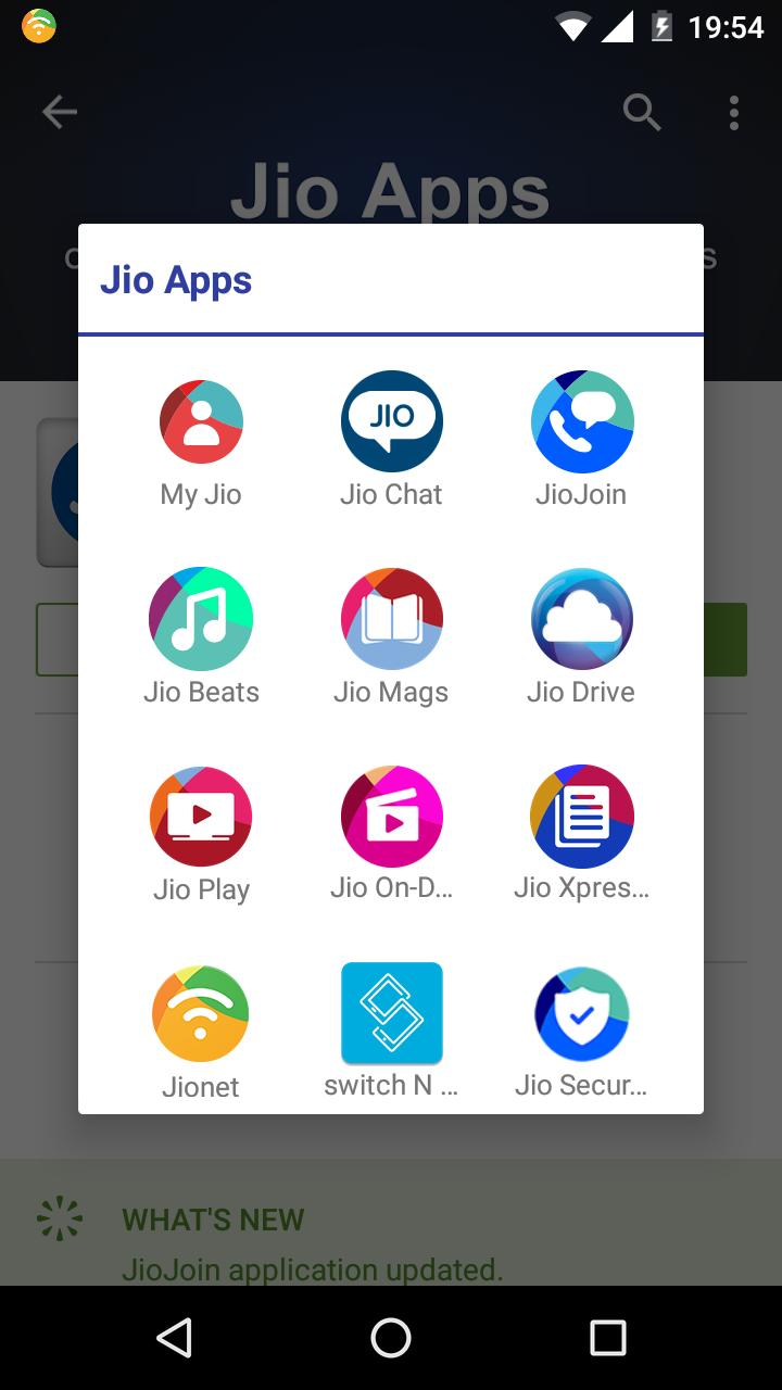 Jio Apps-2 (Unreleased) for Android - APK Download