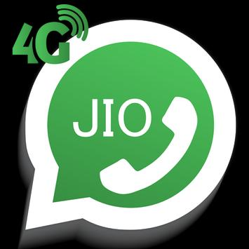 How to call Jio4Gvoice apk screenshot