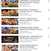 Bhojpuri Films Songh भोजपुरी फिल्म और गाना icon