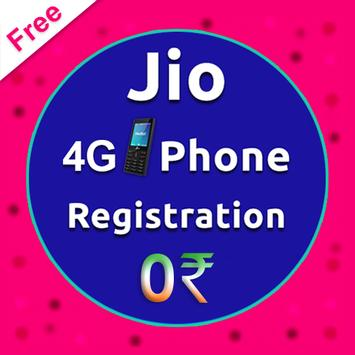 Free Jio Phone Registration 📱 poster