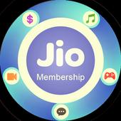 Membership Plan For Jio Prime icon