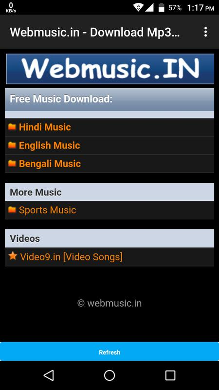 download music from webmusic in