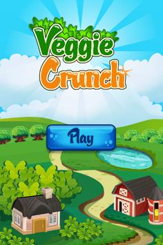 Veggie Crunch poster