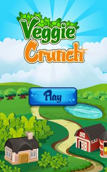 Veggie Crunch apk screenshot