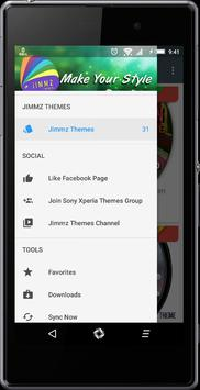 Jimmz™ Theme - Official App apk screenshot