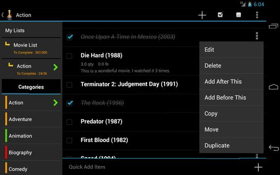 movie list free apk download free entertainment app for android