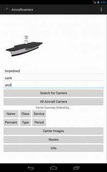 Aircraftcarriers apk screenshot