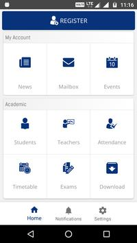 Rostec College App screenshot 1