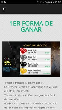 Grupo Black Diamond apk screenshot
