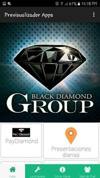 Grupo Black Diamond poster