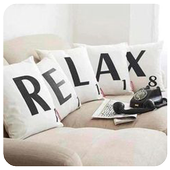 Relax weekend icon