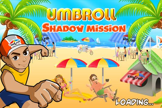 Umbroll Shadow Mission poster